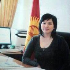 Samara Osmonova
