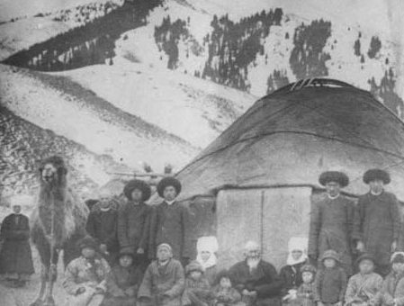 Photos by Stephen Graham – Kyrgyzstan before the Great War